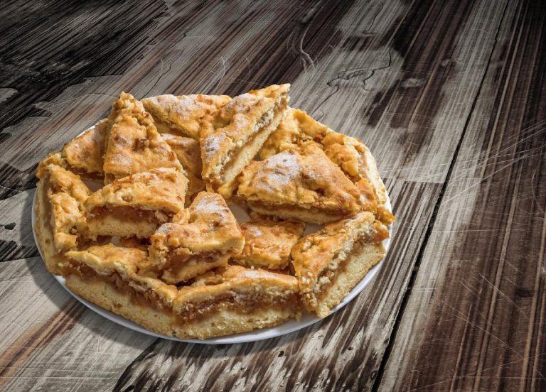 Pita od jabuka – recept