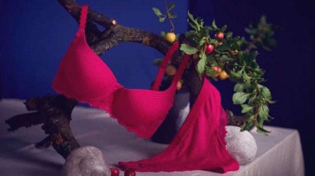 Crveno donje rublje za novogodišnju noćCrveno donje rublje za novogodišnju noć
