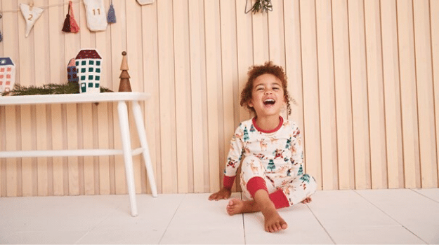Preslatka dječja odjeća s neodoljivim zimskim motivima