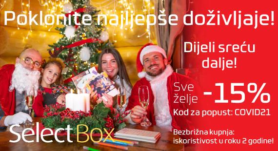 SelectBox poklon paketi