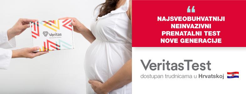 Veritas NIPT prenatalni test